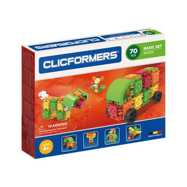 Magformers ClicFormers Basic 70-Piece Set