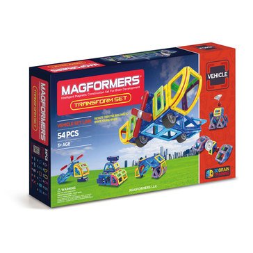 Magformers Transform 54-Piece Set