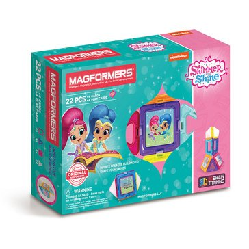 Magformers Shimmer and Shine 22-Piece Set