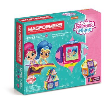 Magformers Shimmer and Shine 42-Piece Set