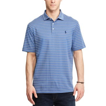 Polo Ralph Lauren Classic Fit Striped Soft-Touch Polo