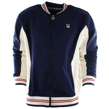 Fila Men's Heritage Settanta Fleece Jacket - Navy