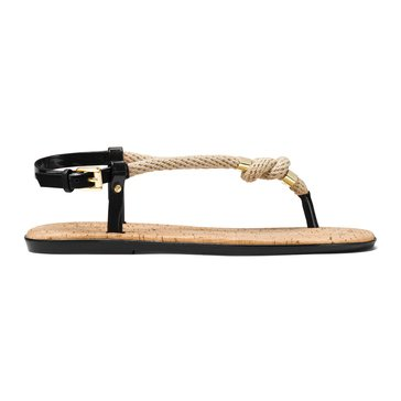 Michael Kors Holly Jelly Women's Sandal Black