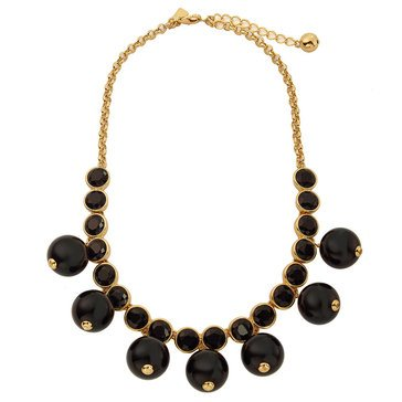 Kate Spade 'True Colors' Bauble Necklace, Jet