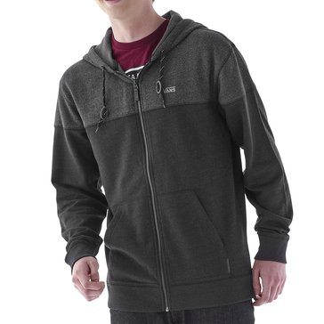 Vans Men's Campsy 2 Tone Heather Fleece Hoodie