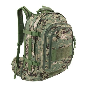 Mercury Tactical Gear Stretch Backpack - Type III Green