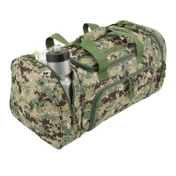 Mercury Tactical Gear Locker Duffel Bag - Type III Green