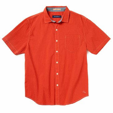 Tommy Bahama Span The Salvatore Short Sleeve Sportshirt