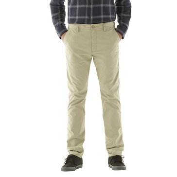 Vans Men's Slicked 2 Stretch Slim Twill Chino Pant
