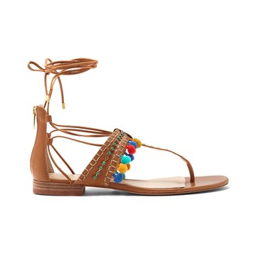Vince Camuto Balisa Women's Embellished Sandal Whiskey Barrel