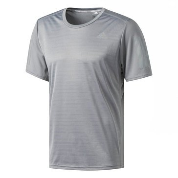 Adidas Men's Response Run Short Sleeve Tee