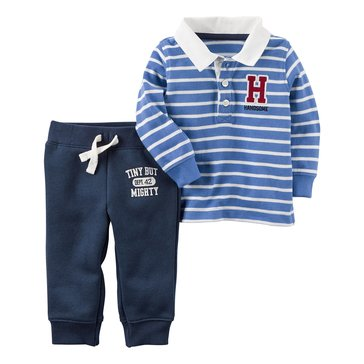 Carter's Baby Boys' 2-Piece Pant Set