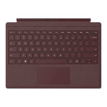 Microsoft Type Cover Surface Pro, Burgundy (FFP00041)