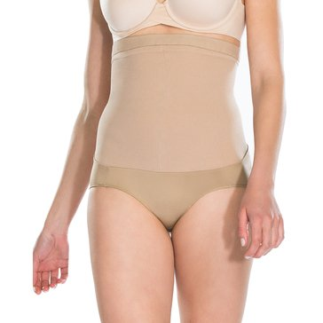 Red Hot by Spanx Packaged High Waist Panty Nude