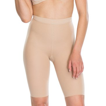 Red Hot by Spanx Packaged Mid-Thigh Shaper Nude