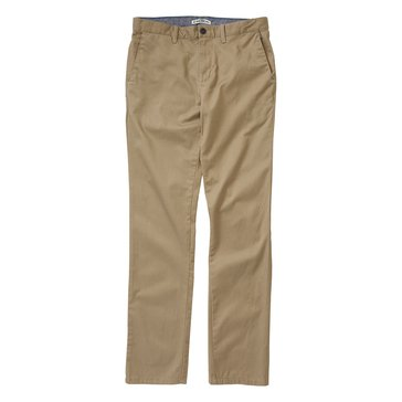 Billabong Little Boys' Chino Pants, Dark Khaki