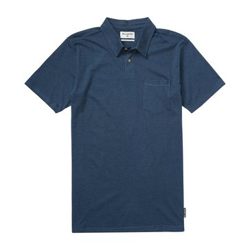 Billabong Big Boys' Standard Issue Polo, Dark Slate