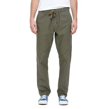 Obey Clothing Men's Traveler Slub Twill II Army Pants