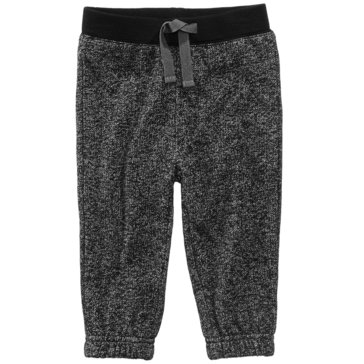 First Impressions Baby Boys' Marled Knit Jogger, Deep Black