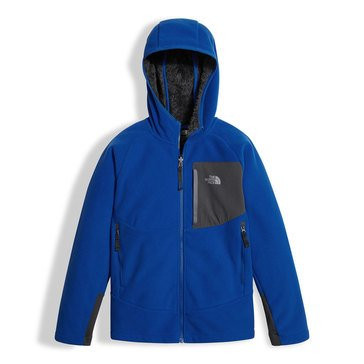 The North Face Big Boys' Chimborazo Hoodie, Blue