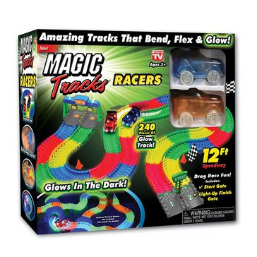 As Seen On TV Magic Tracks Racer Set