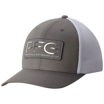 Columbia Mesh Ball Cap - Grey Hook