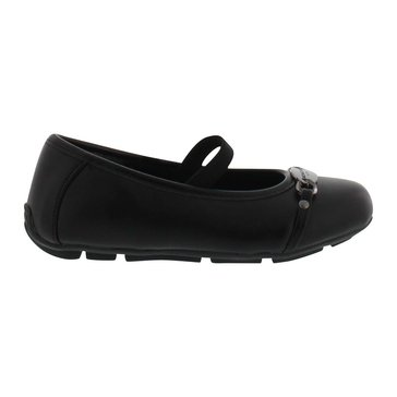 Synclaire-Michael Kors Rover Reeder Girls Dress Shoe Black