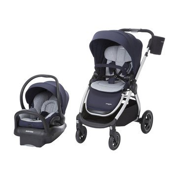 Maxi-Cosi Adorra Travel System, Brilliant Navy