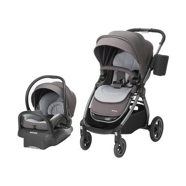 Maxi-Cosi Adorra Travel System, Loyal Grey