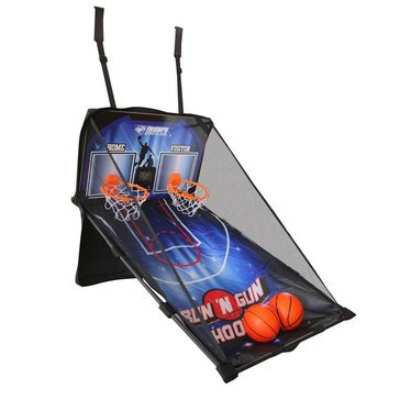 Triumph 2-Player Basketball Set with Carry Bag