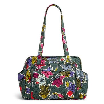 Vera Bradley Stroll Around Baby Bag, Falling Flowers