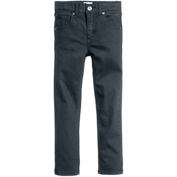 Epic Threads Boys' Twill Pants, Moon Blue