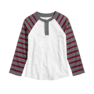 Epic Threads Boys' Scottsdale Tee, Oatmeal