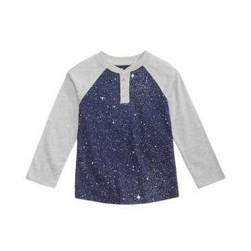 Epic Threads Boys' Galaxy Tee, Medieval Blue