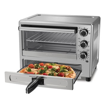 Oster Convection Oven with Pizza Drawer (TSSTTVPZDS)