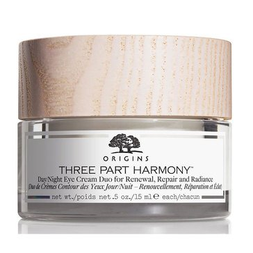 Origins Three Part Harmony Day-Night Eye Cream Duo
