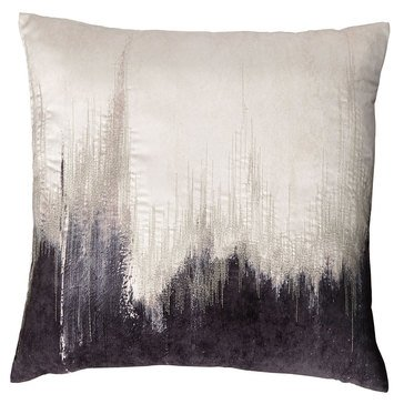 Signature Design by Ashley Madalene Ivory Charcoal Pillow (A1000792)