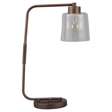Signature Design by Ashley Kyron Metal Desk Lamp