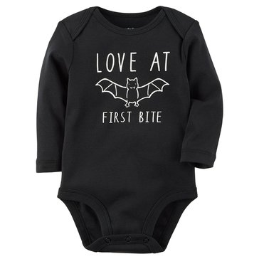 Carter's Newborn Love At First Bite Halloween Bodysuit