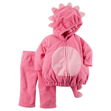 Carter's Baby Girls' Pink Dino Halloween Costume