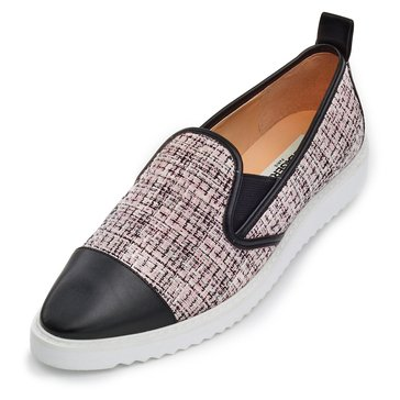 Karl Lagerfeld Cler 7 Women's Slip On Sneaker Blush Multi