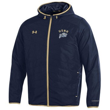 Under Armour Men's Academy Storm Jacket - Navy