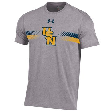 Under Armour Men's Navy Charged Cotton T.A.P.S. Tee