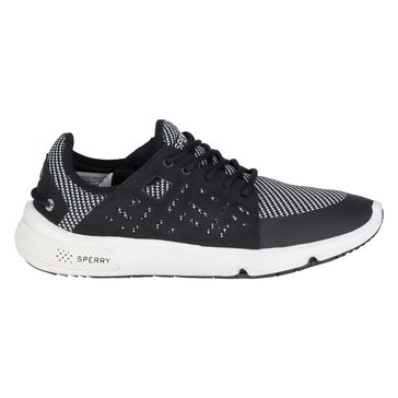 Sperry Top-Sider 7 Seas Women's Sport Mesh Sneaker Black
