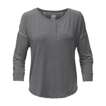 The North Face Women's Long Sleeve In-A-Flash Henley