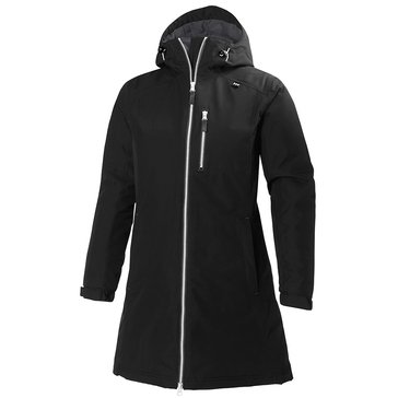 Helly Hansen Women's Long Belfast Winter Jacket