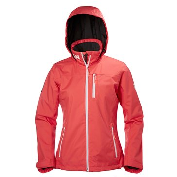 Helly Hansen Women's Crew Hooded Midlayer Jacket