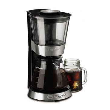 Cuisinart Automatic Cold Brew Coffeemaker (DCB-10)