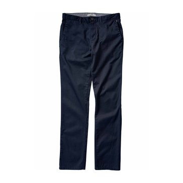 Billabong Men's Carter Straight Leg Chino Stretch Pants