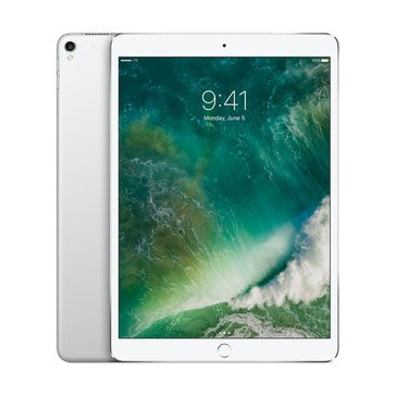 NEW - Apple 10.5-Inch iPad Pro 64GB Wi-Fi - Silver MQDW2LL/A
